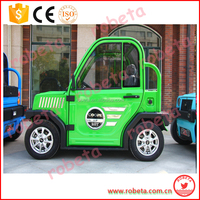 RBT bus with good Quality and Beautiful body/hot sale electric car for daults and family use