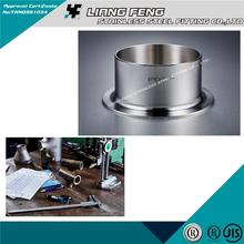 Custom stainless steel dairy fittings for promotion