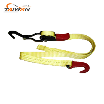 custom cargo car lashing ratchet tie down straps