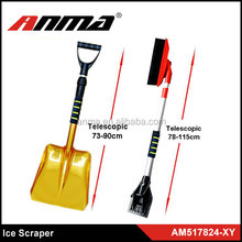 light weight portable Aluminum snow shovel