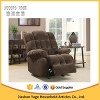 2015 Specific Use for lazy boy fabric luxury recliner sofa with swing