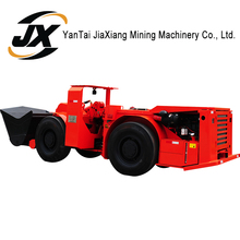 Chinese articulated underground tunnel mining lhd load haul dump