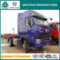 Direct factory hot sale towing weight 40 ton howo a7 tractor truck 4x2
