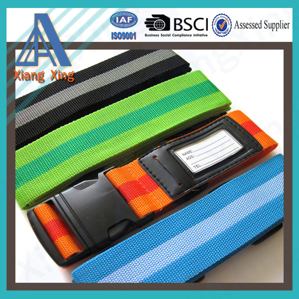 Promotional Factory manufactur pp luggage band