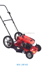 200mm Self-propelled Petrol 22inch Lawn Mower With Individual Contral Height Adjustment