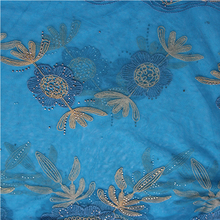Classic Good Reputation indian silk shawl cotton