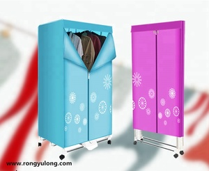 multifunctional electric portable built in clothes dryer