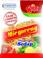 Crushed Noodle Snack - Spix Mie Goreng