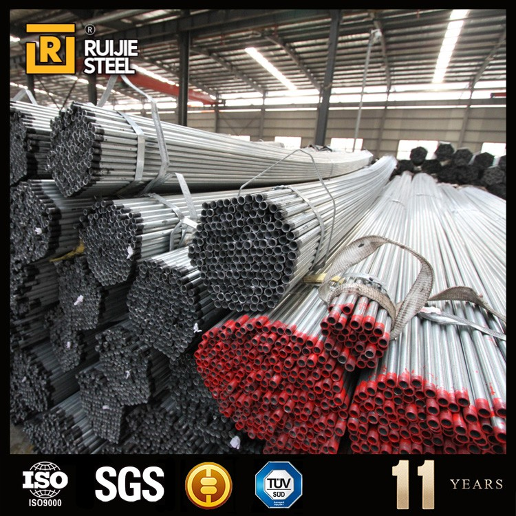 gi tube 48mm, galvanized pipe a53, galvanized fence tube