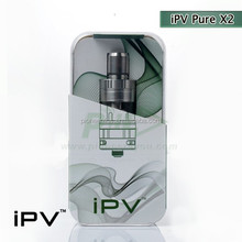IPV PURE X2N and ipv pure x2 the rpa new Tank with coil less tank from pioneer4you