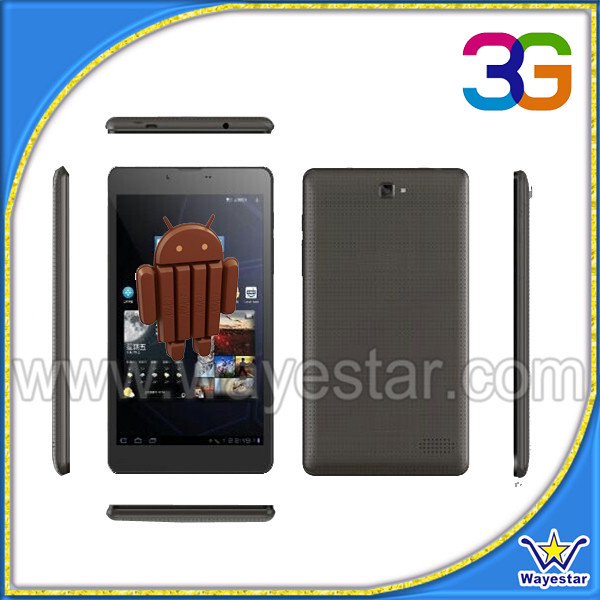Android 4.4 talet calling tablet made in China