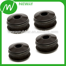 Auto Car Body Components Custom Made Rubber Bushing