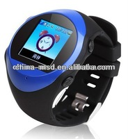 2012 New Security GPS Tarcking Watch Phone With GPS Chipset Built-in,Monitoring PG88