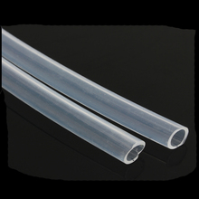 FDA Medical Grade Clear Thin Wall Silicone Rubber Tubing
