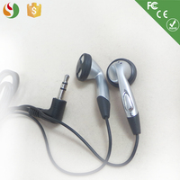 3.5mm plug jack in ear earphone for mobile phone