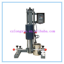 Paint mixer and dispersion machine for lab