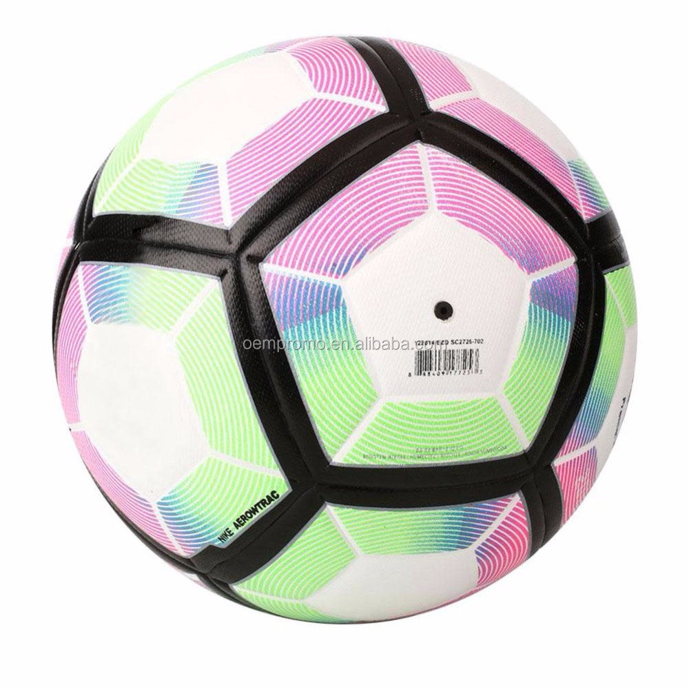 Size 5 Football England Anti-Slip Football Match Training PU Soccer Ball