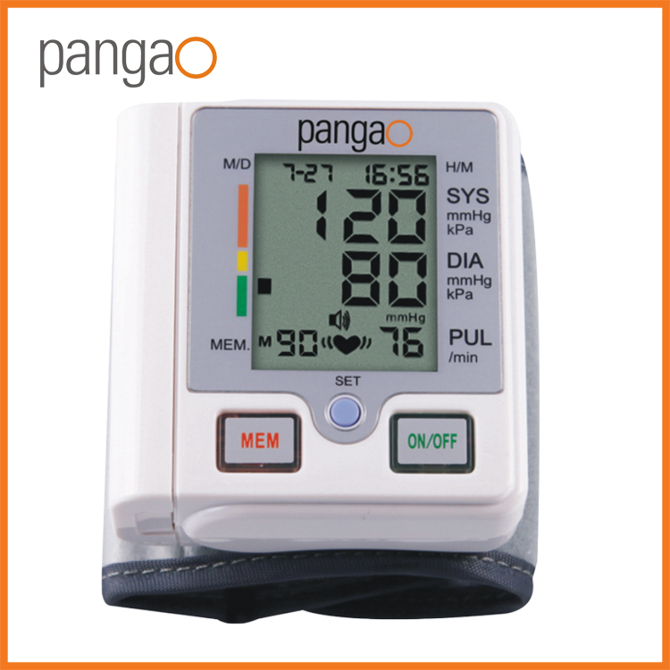 best price wrist type digital automatic blood pressure monitor on sale