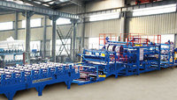Zhongji SP-5 EPS cement sandwich panel machine with CE
