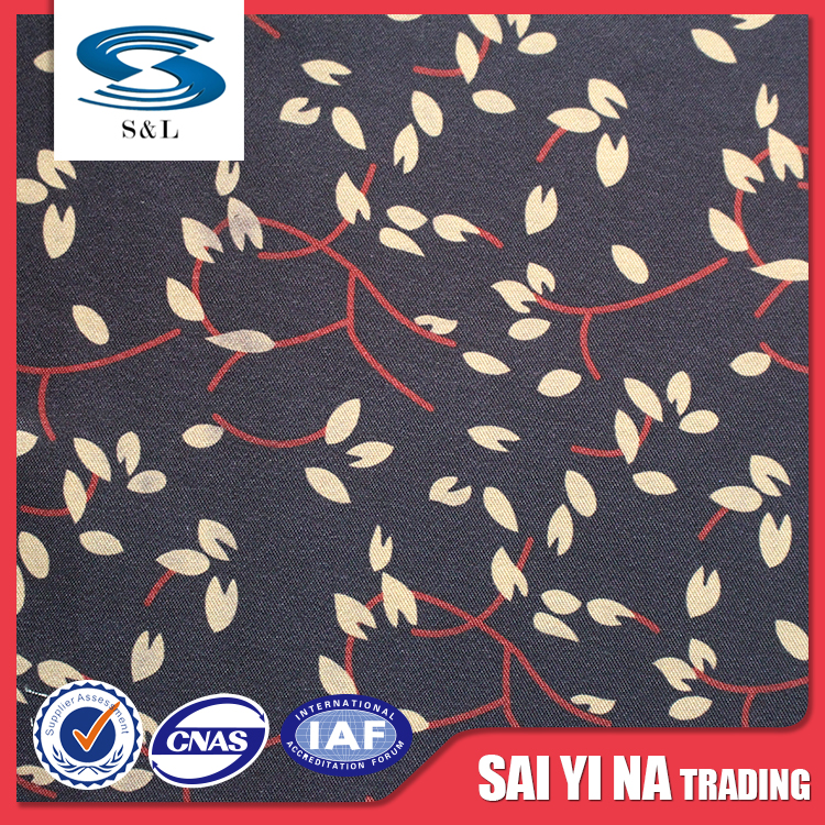 A wide range of 100% polyester twill micro fiber print fabric
