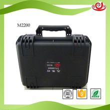 Tricases quality assured new product IP67 hard PP plastic case beautiful barber tool case M2200