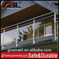 New product stainless steel handrail column