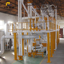 Different configuration automatic wheat flour mill machinery