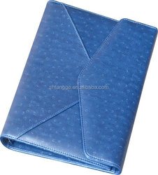 export business industrial notebook ring binder with with pen holder