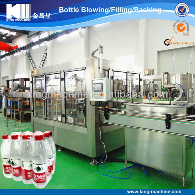 Mineral Water Processing Equipment