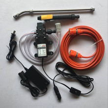 China mobile automatic car wash machine price with CE certification