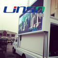 Linso Tech LED advertising display billboard truck for concert, outdoor events and live broadcast