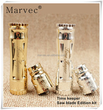 Chinese supplier Marvec Timekeeper saw blade mechanical vape mod electronic cigarette alibaba co uk