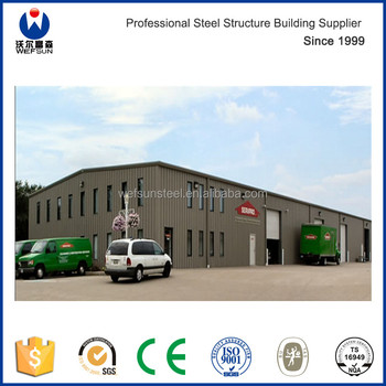 Pre-Engineered Hotel Building Steel Structure Building