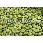 green coffee bean Extract 50%chlorogenic acid(Coffea Canephora)