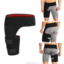 Adjustable Neoprene Groin Strain Pain Wrap Compression Recovery Thigh Wrap Provide Pulled Groin guard
