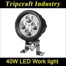 New arrival!40W LED WORK LIGHT spot flood beam IP67 high quality Led Work Light electric car auto accessory