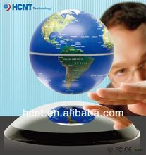 New invention ! Magetic Levitation globe for educational toys ! clever toy