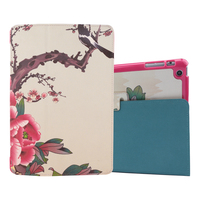 Hot sale customed unbreakable tablet cover for ipad air 2 leather case