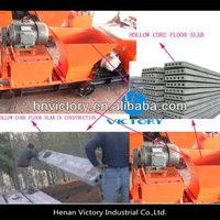 2014 Precast Cement Slab Machine for floor
