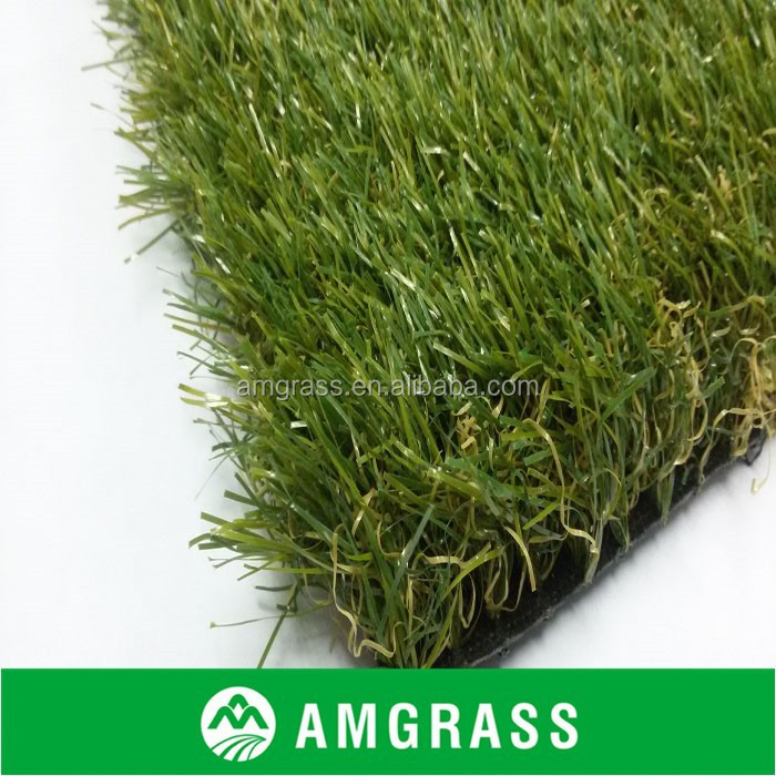 Good drainaged high dtex artificial grass carpet for landscaping, garden low price sale