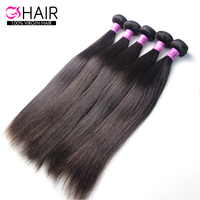 2019 Wholesale Fast shipping free sample peruvian cuticle aligned raw virgin hair straight hair vendors for sale