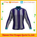 New design polyster sublimated custom blank cycling jersey
