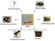 A300 SIM Card Tracking GPS Tracker TK103