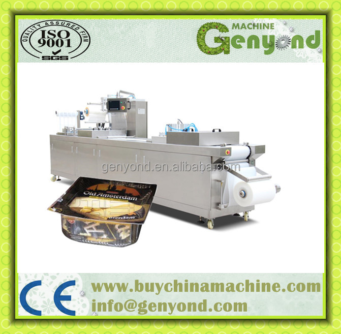 Automatic Thermoforming Gas Flushing Type Packaging Machine