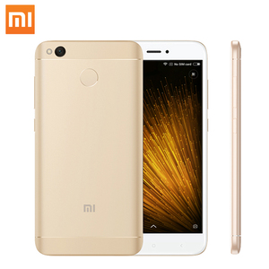 best sell Xiaomi redmi 4x pro 16GB Mobile Phone Support B20 xiaomi smart phone with 16GB ROM have original xiaomi lcds