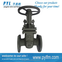 ablibaba express Z41H-16C carbon steel rising stem gate valve Hebei suppliers