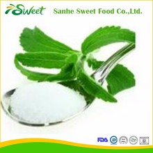 China Natural Stevia extract powder , stevia Rebaudioside A 98%