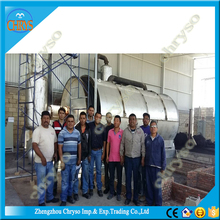 High Efficiency Used Tire Recycling Machine High Tensile Strength Reclaimed Rubber Sheet Making Machine