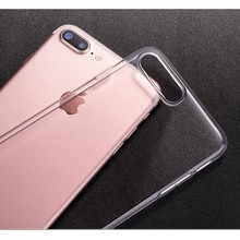 High quality pudding shell case for iPhone 8 Plus tpu back cover