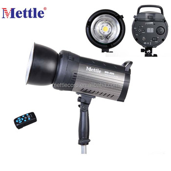camera LED studio flash lighting for photography -MS400